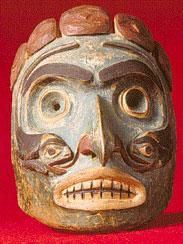 Shaman's Mask